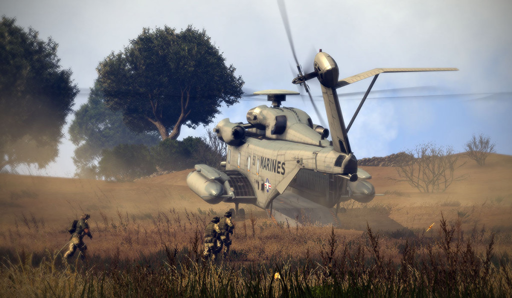 What do cheaters use on ArmA 3 servers? – Lystic's Blog